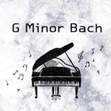 【楽譜】G Minor Bach